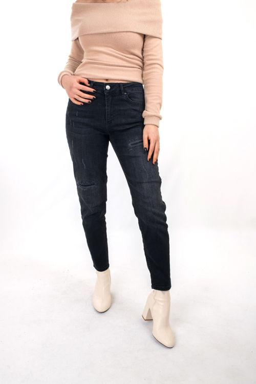 D-478 Perçem Kot Pantolon resmi