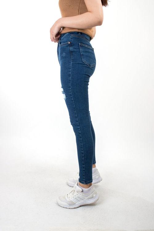 2013 Perçem Yüksek Bel Pantolon resmi