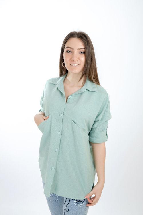 2339 Cep Detay Gömlek resmi