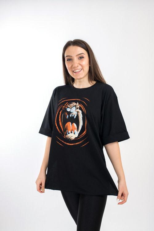 2611 Tazmanya  Baskılı Tshirt resmi
