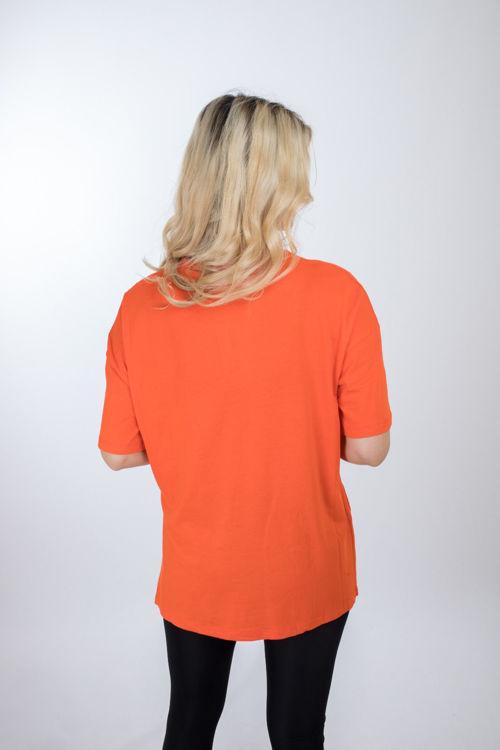 S0006386 Yanları Fermuarlı Tshirt resmi