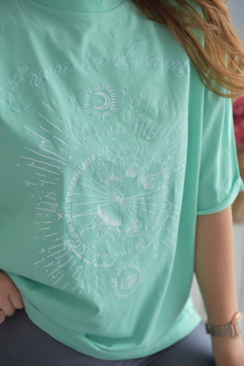S0006886 Baskılı Tshirt resmi