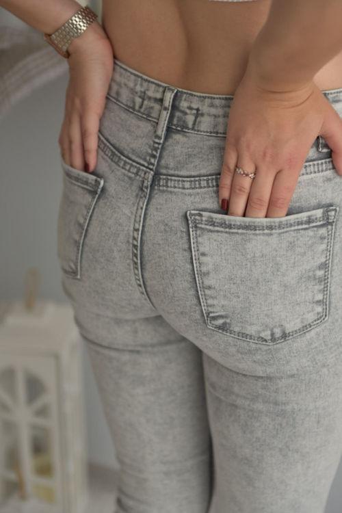 D-146 Gri Kot Pantolon resmi