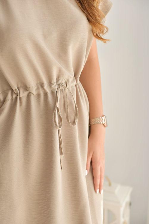 Beli Ayarlanabilir Salaş Elbise 26090 resmi