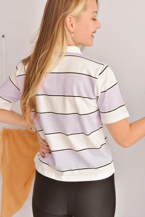 S0007887 Polo Yaka Tshirt resmi
