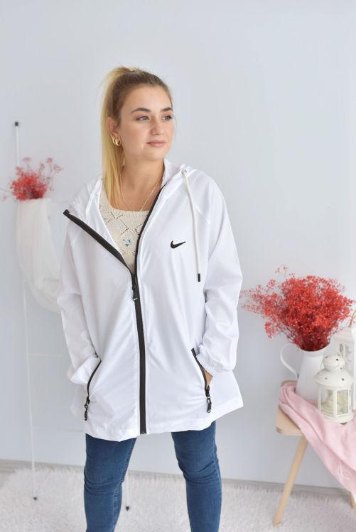 578 Nike İşlemeli Ceket resmi