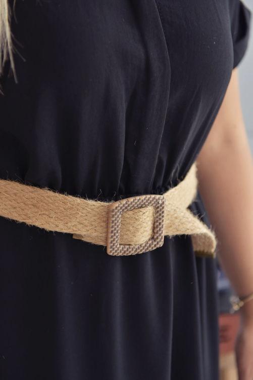 S0007687 Kemer Detay Elbise resmi