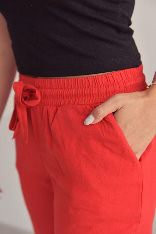 104 Beli Lastikli Havuç Pantolon resmi