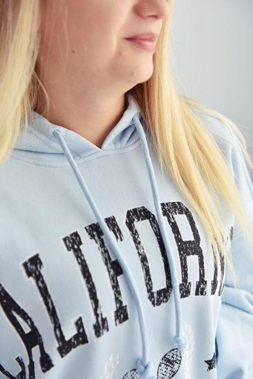 W0005695 Baskılı Sweatshirt resmi