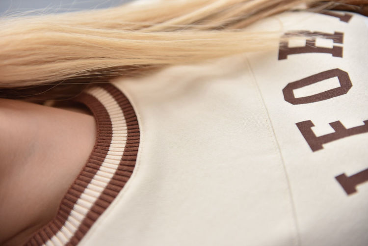 4860 California Baskılı Sweatshirt resmi